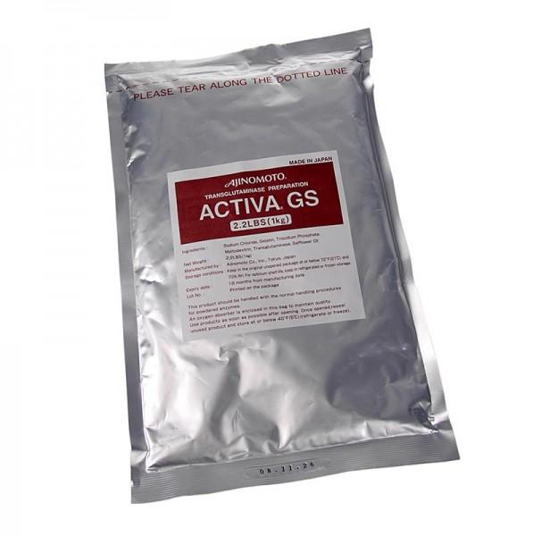 Activa Transglutaminase GS,  Bindung für Fisch