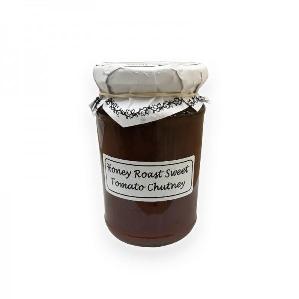 Chutney mit Honig und Tomaten