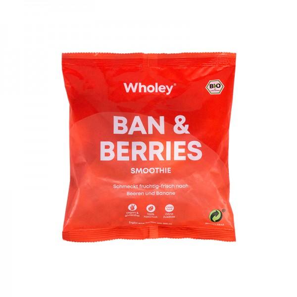 """TK BIO Smoothie """"Ban & Berries"""""""