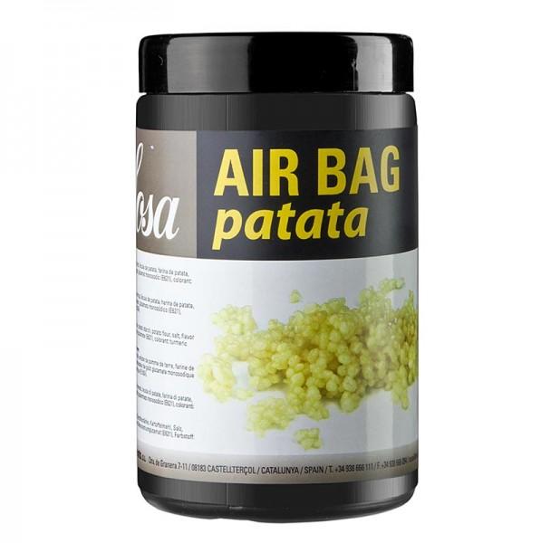Air bag patata granet - rohe Kartoffel