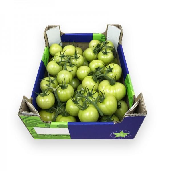 Tomate grün 5kg zum teil rot EU