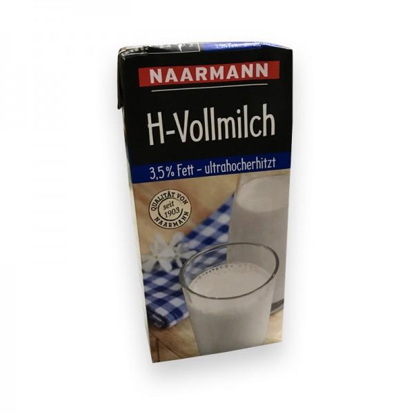 H Milch, 3,5% Fett