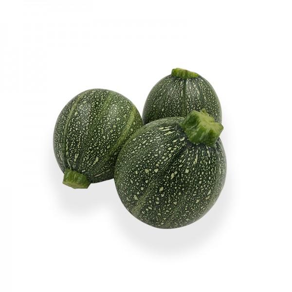 Zucchini, rund