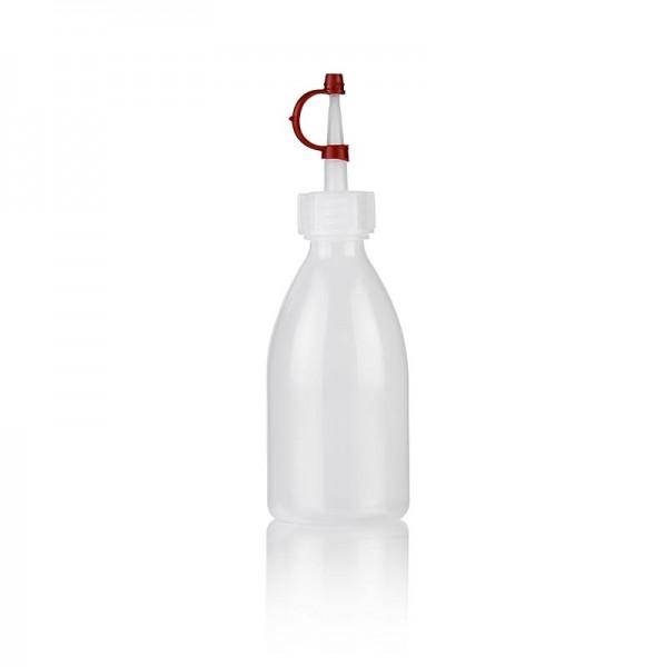 Kunsstoff-Spritzflasche 100ml Tropfflasche m. Tropfaufsatz
