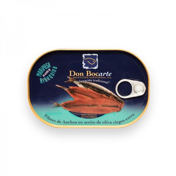 Sardellen Mariposa, in Olivenöl