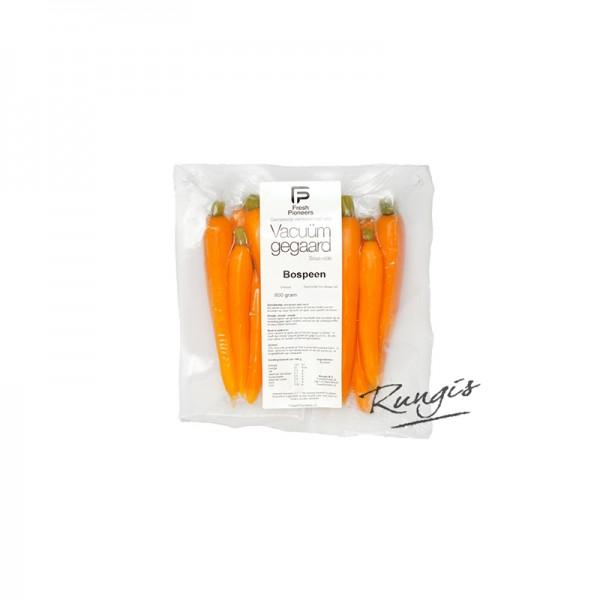 Karotten Sous-vide gegart 800gBtl aus der EU