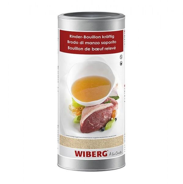 Rinder-Bouillon von Wiberg