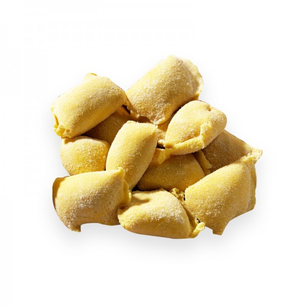 Gnocchi mit Steinpilzen gefüllt