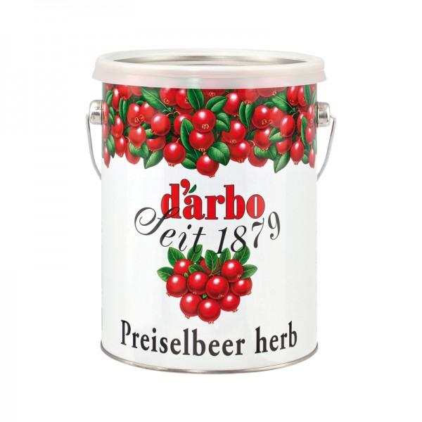 """Preiselbeer """"Fruchtaufstrich"""", herb"""