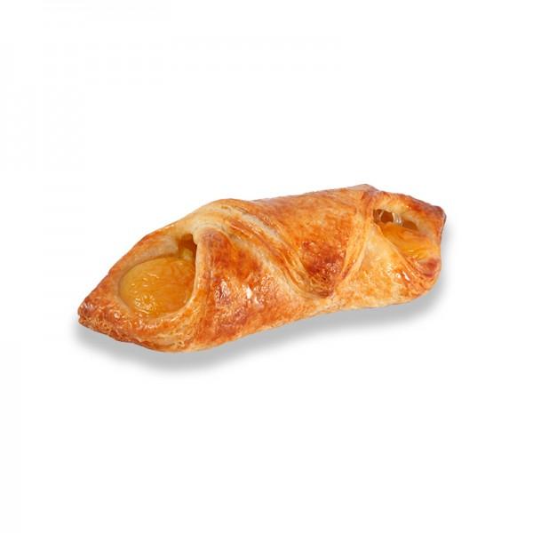 Croissant mit Aprikosefüllung, backfertig, TK