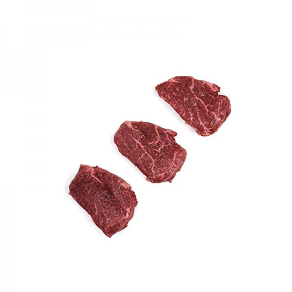 Steakhüfte vom Wagyu-Rind, halbiert