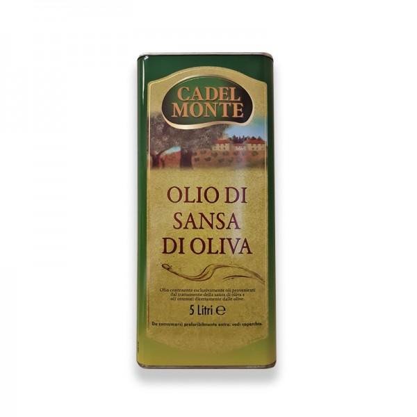 Oliventresteröl - Olio di sansa di oliva