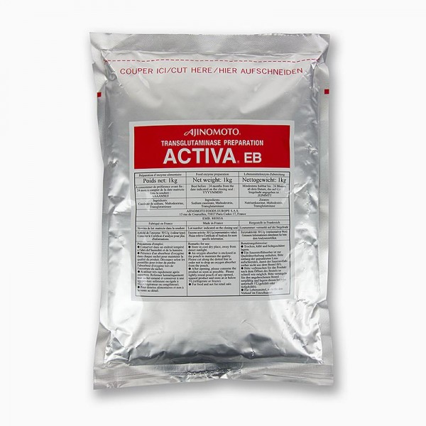 Activa Transglutaminase EB - Bindung von Fleisch