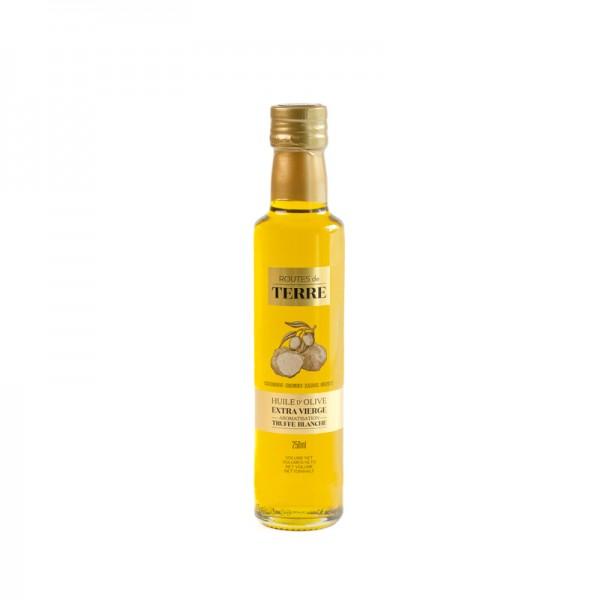 Olivenöl mit weißen Trüffelaroma