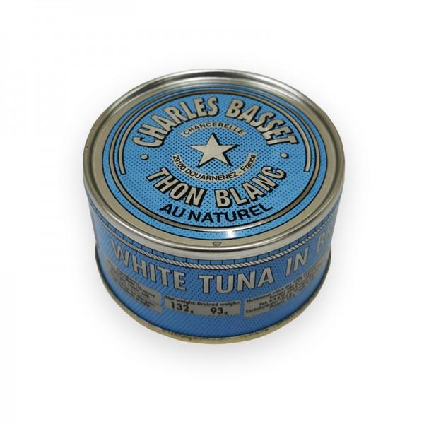 weißer Thunfisch natur 'Charles Basset'