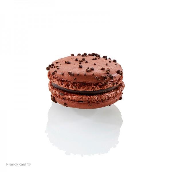 TK Macarons mit Schokolade, Caffet
