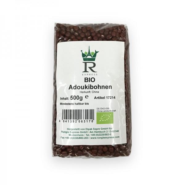 Bio Adzukibohnen