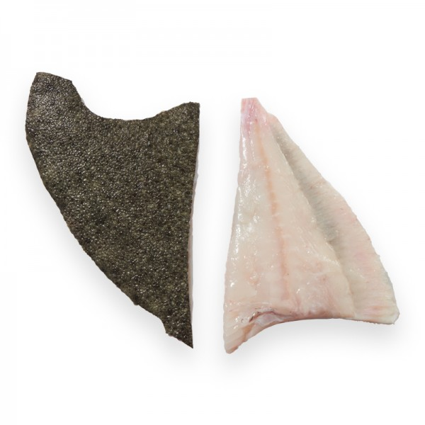Steinbuttfilet mit Haut, 200-300g