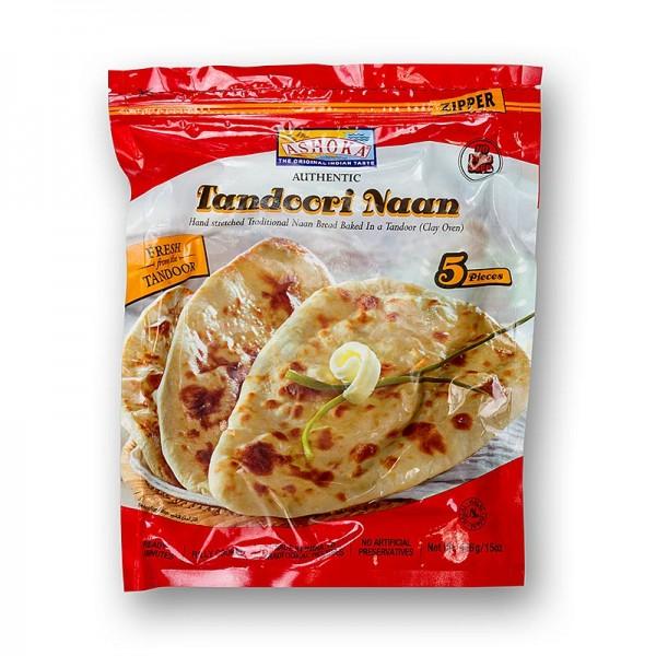 """TK """"Tandoori Naan"""" Indisches Brot"""