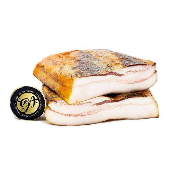 Panceta vom Iberico-Schwein