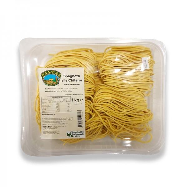 """Spaghetti """"Chitarra"""" von Brianza"""