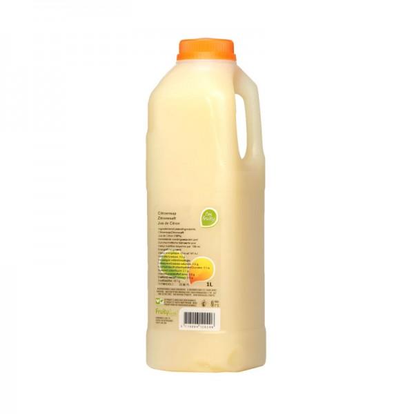 Zitronensaft, 100% frisch gepresst
