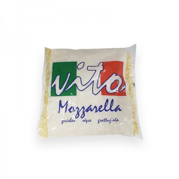 Mozzarella gerieben 50%F.i.Tr. 2.5kgBe FR