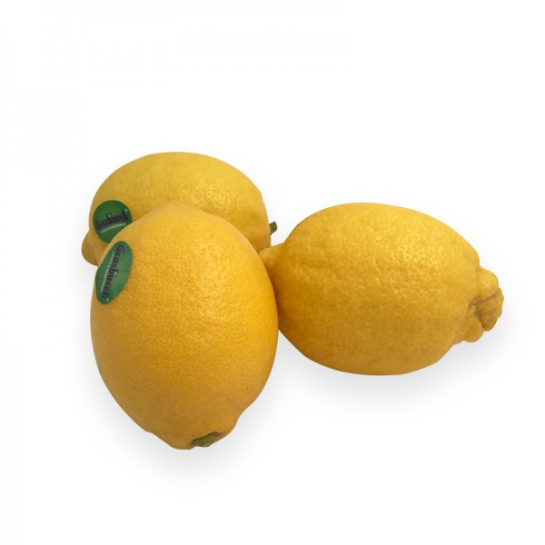 Zitrone, unbehandelt