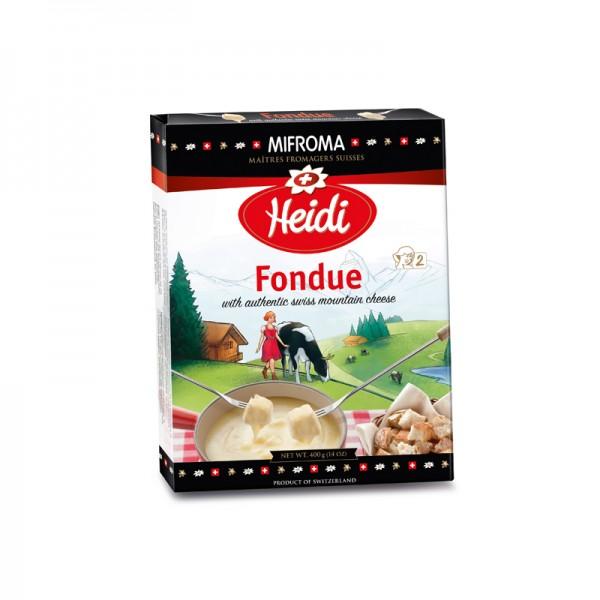 """Fondue """"Heidi"""", 40% Fett i.Tr."""
