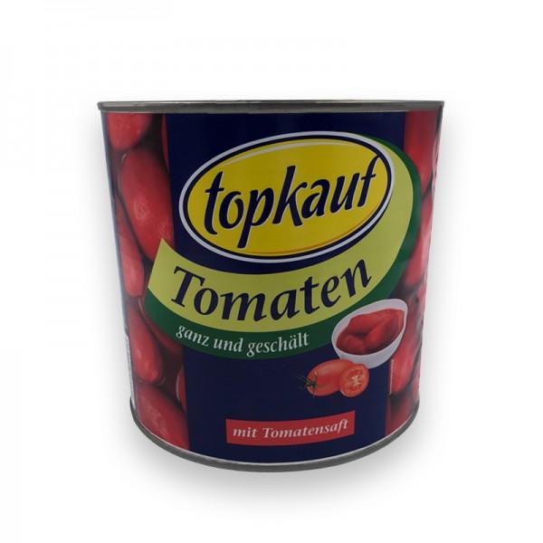Tomaten geschält
