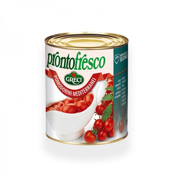 Cherry Tomaten mit Schale