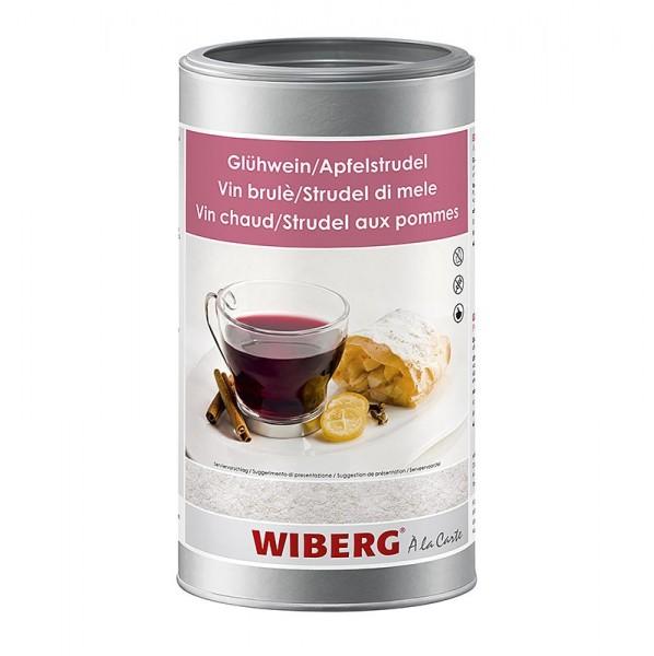 Glühwein Apfelstrudel Aroma-Zubereitung