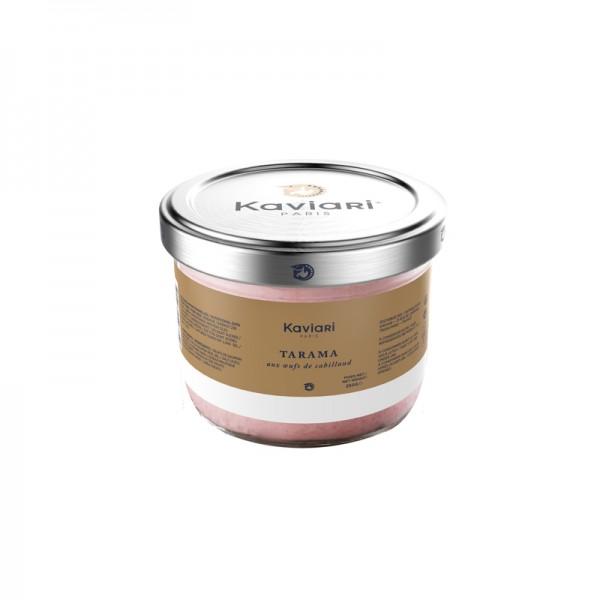 Kabeljaurogenaufstrich - Tarama rosa