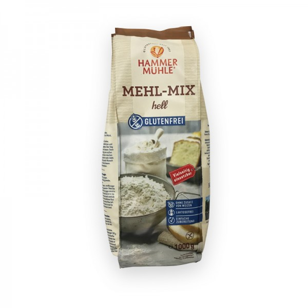 Mehl Mix hell, glutenfrei