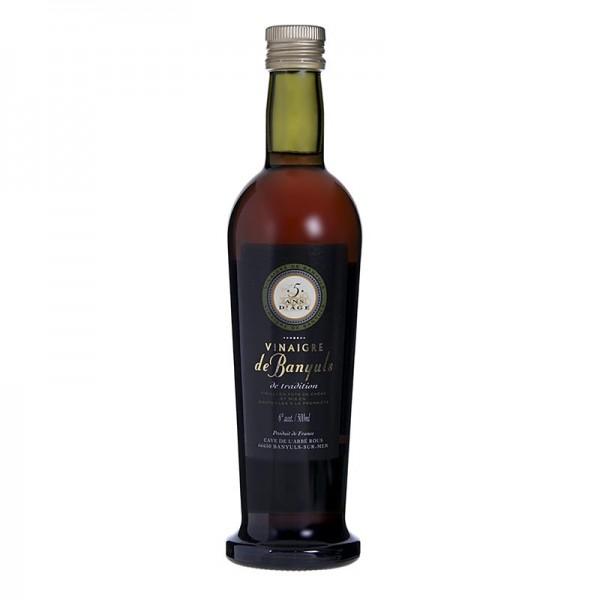 Banyuls Rotweinessig, 6% Säure