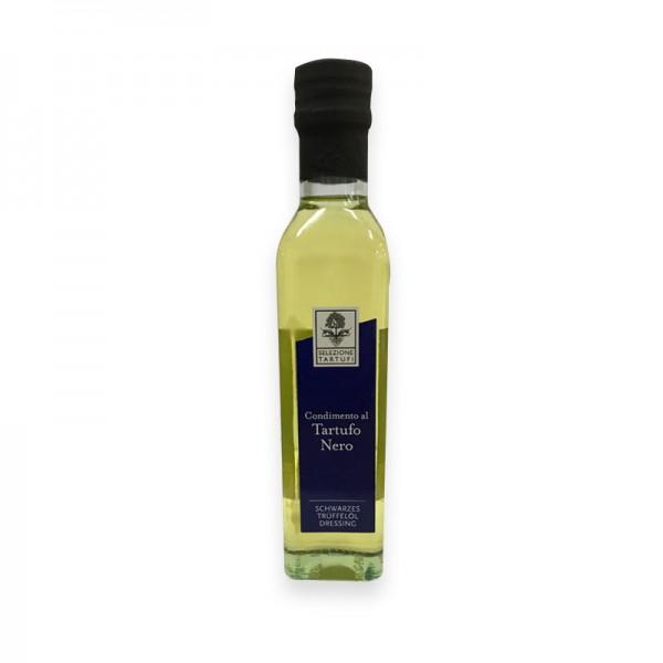 Öl aromatisiert mit schw. Trüffeln