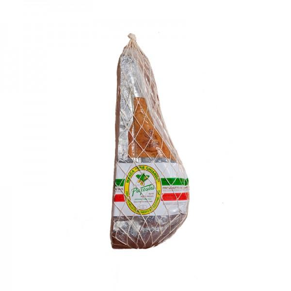 Parmaschinken ohne Knochen, halbiert, 24 Monate gereift, Italien