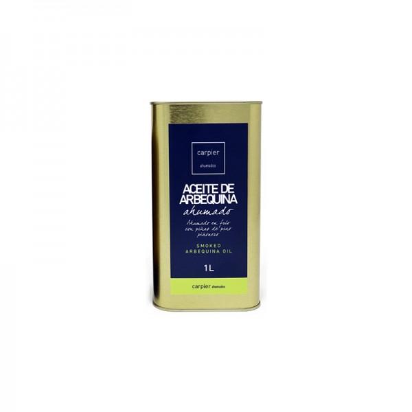 Olivenöl kaltgeräuchert