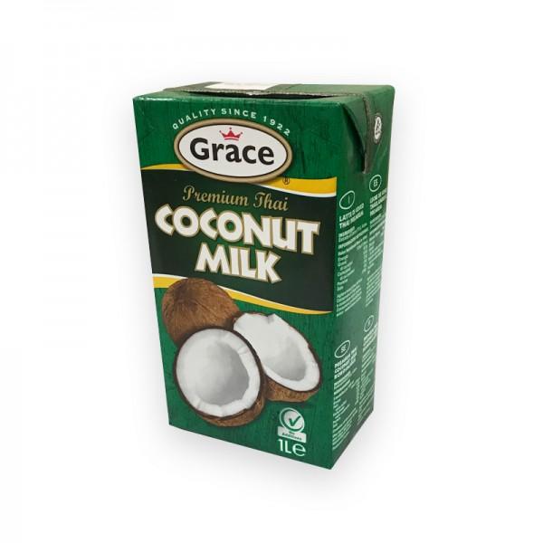 Kokosnussmilch 1 l ungesüsst