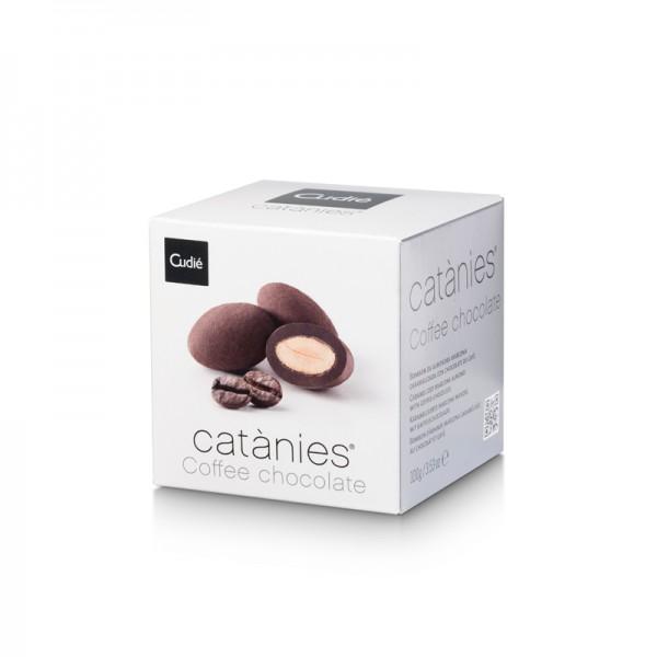 """Mandelpralinen """"Catànies"""", Kaffee"""
