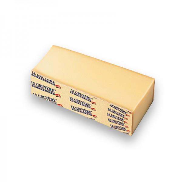 Gruyère doux AOP 49%F.i.Tr 6Mo ca. 2,5kgStk CH