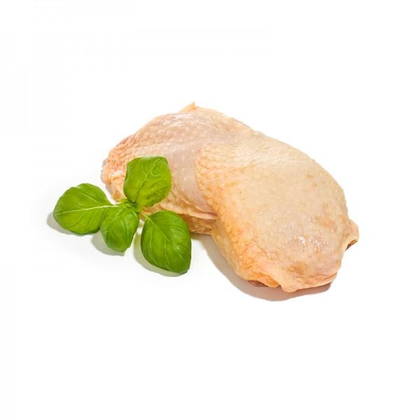 Hähnchenschenkel ohne Knochen, TK