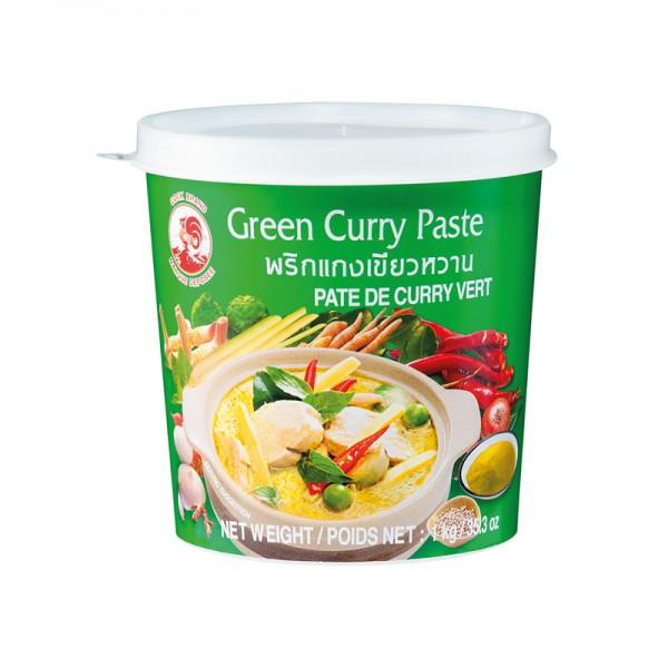 """Currypaste """"grün"""""""
