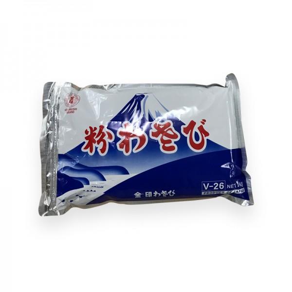 Wasabi-Pulver 1kgBe JP