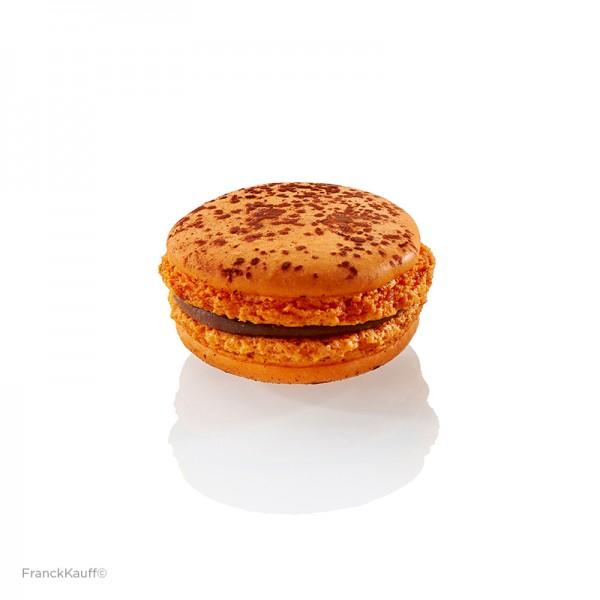 Macarons Schoko-Passionsfrucht, TK