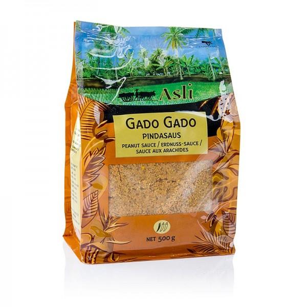 """Saucenpulver """"Gado Gado"""" mit Erdnüssen"""