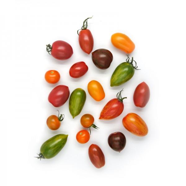 BIO Tomatenmix, groß/klein