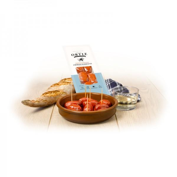Chorizo mini pikant