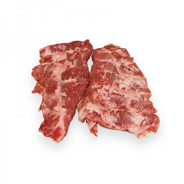 Rückendeckel vom iberico Schwein, o. Knochen, Spanien