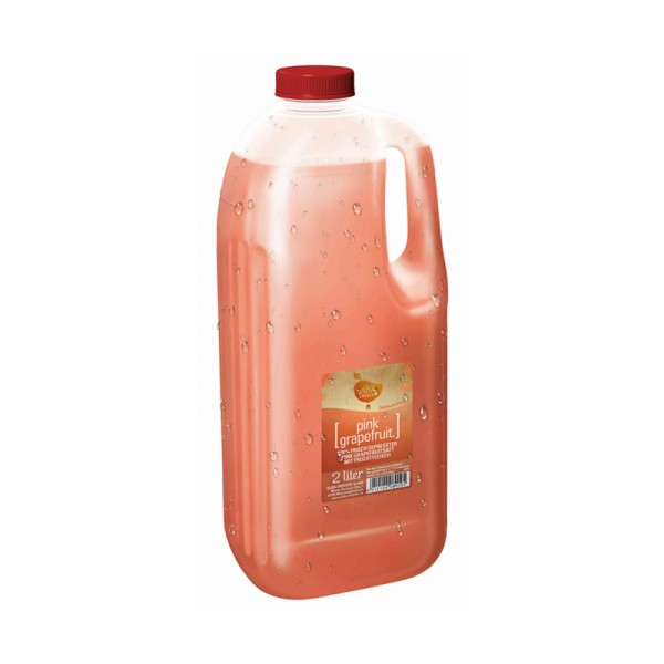 Grapefruitsaft, 100 % frisch gepresst